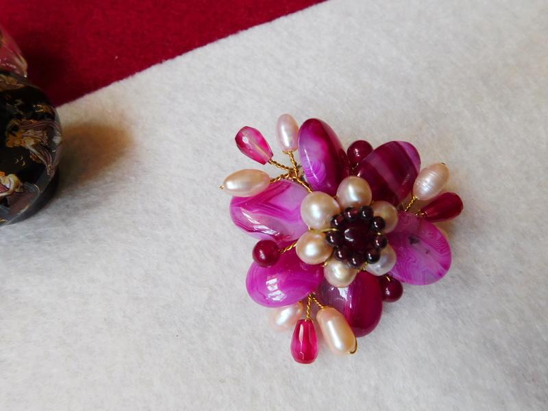 """""""Flori de piatră-Bijoux"""" albumul II-bijuterii artizanale marca Didina Sava - Pagina 7 03310"""