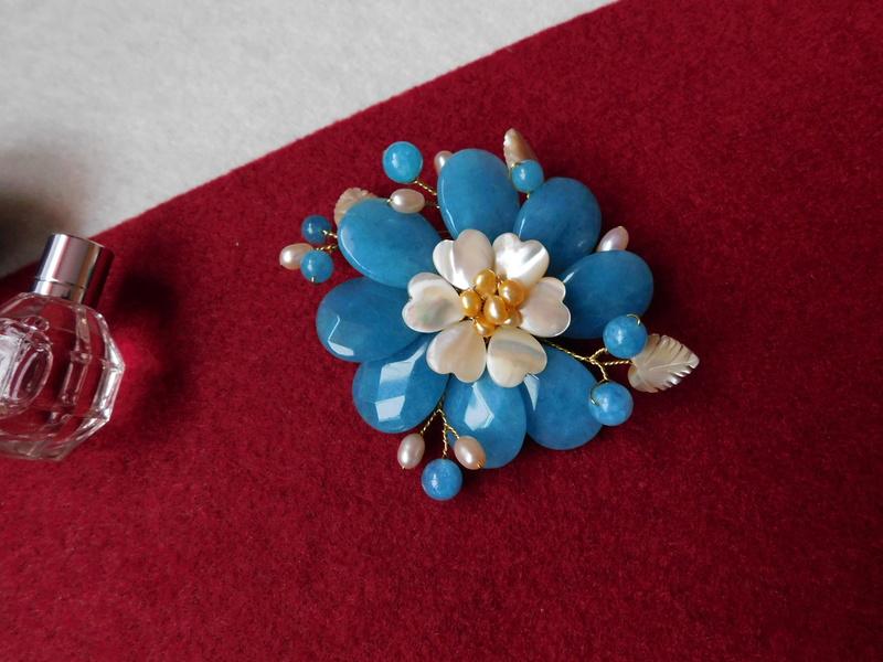 """""""Flori de piatră-Bijoux"""" albumul II-bijuterii artizanale marca Didina Sava - Pagina 10 03810"""