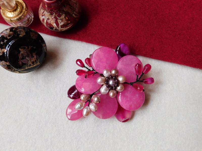 """""""Flori de piatră-Bijoux"""" albumul II-bijuterii artizanale marca Didina Sava - Pagina 10 03911"""