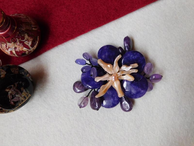 """""""Flori de piatră-Bijoux"""" albumul II-bijuterii artizanale marca Didina Sava - Pagina 10 04110"""