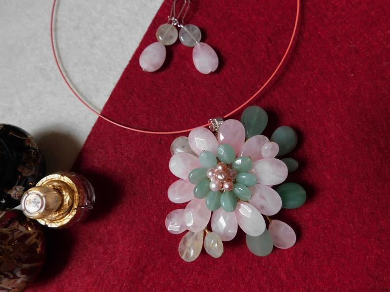 """""""Flori de piatră-Bijoux"""" albumul II-bijuterii artizanale marca Didina Sava - Pagina 6 04911"""