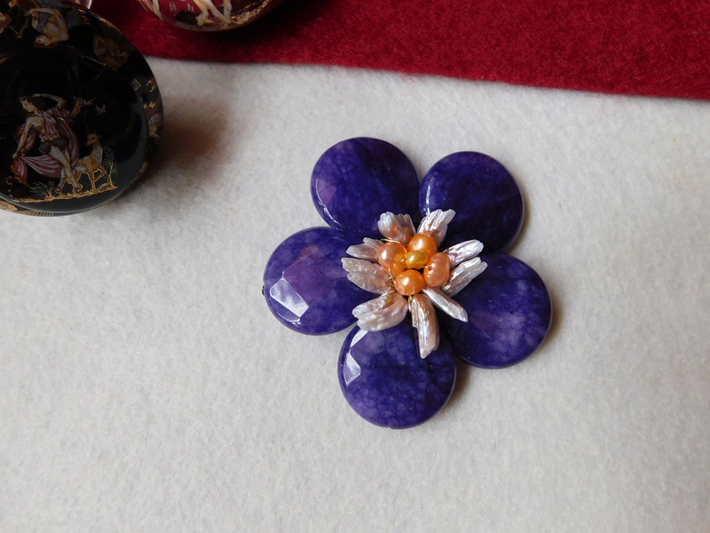"""""""Flori de piatră-Bijoux"""" albumul II-bijuterii artizanale marca Didina Sava - Pagina 10 05010"""