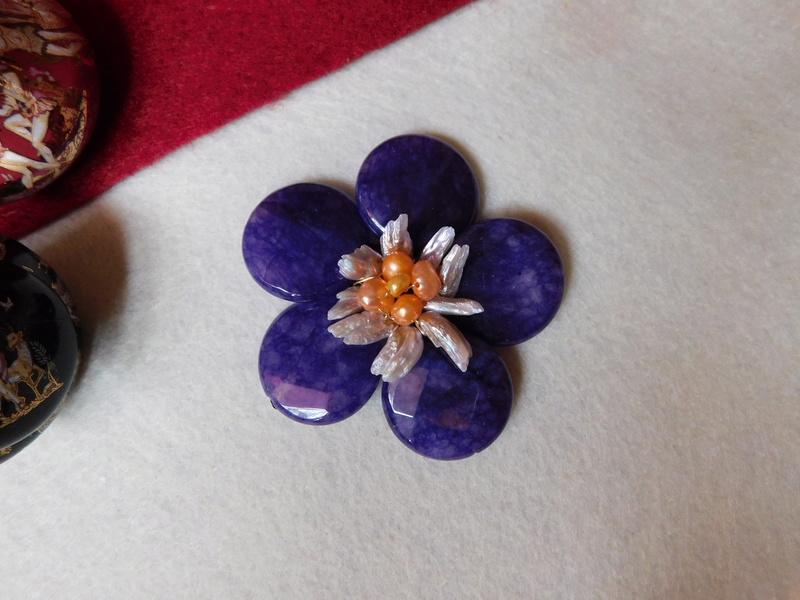 """""""Flori de piatră-Bijoux"""" albumul II-bijuterii artizanale marca Didina Sava - Pagina 10 05210"""