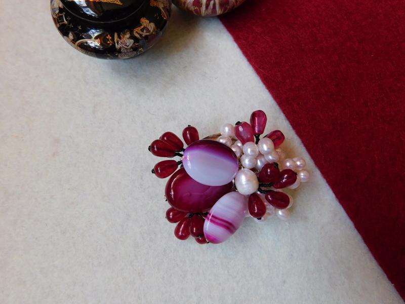 """""""Flori de piatră-Bijoux"""" albumul II-bijuterii artizanale marca Didina Sava - Pagina 6 05910"""