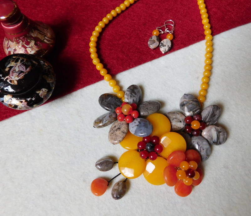 """""""Flori de piatră-Bijoux"""" albumul II-bijuterii artizanale marca Didina Sava - Pagina 6 05911"""