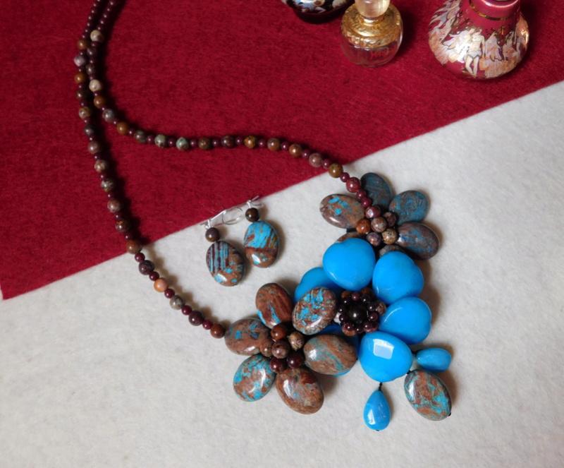 """""""Flori de piatră-Bijoux"""" albumul II-bijuterii artizanale marca Didina Sava - Pagina 6 06010"""