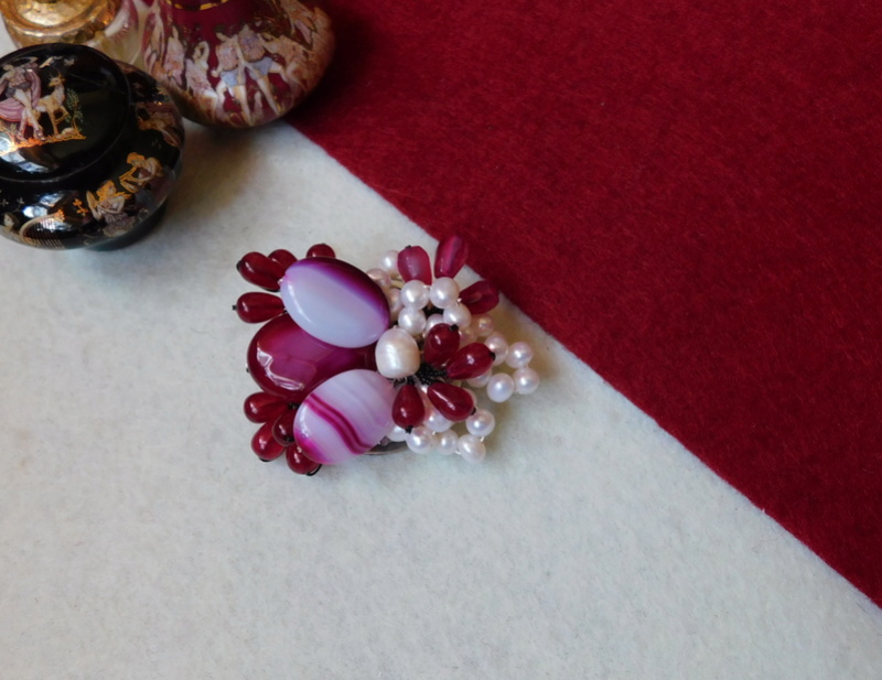"""""""Flori de piatră-Bijoux"""" albumul II-bijuterii artizanale marca Didina Sava - Pagina 6 06310"""