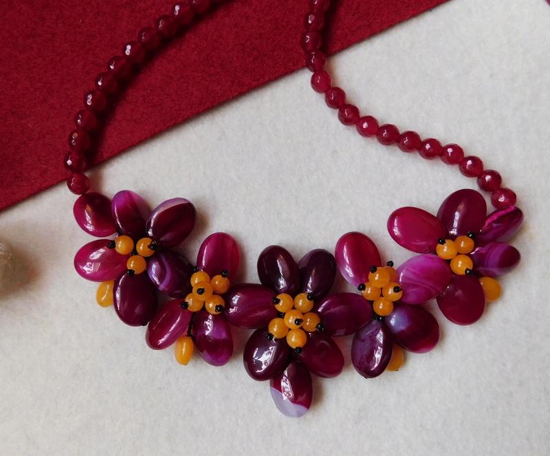 """""""Flori de piatră-Bijoux"""" albumul II-bijuterii artizanale marca Didina Sava - Pagina 6 06610"""