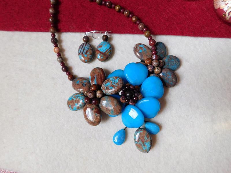 """""""Flori de piatră-Bijoux"""" albumul II-bijuterii artizanale marca Didina Sava - Pagina 6 06810"""