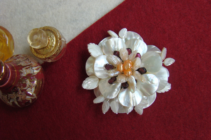"""""""Flori de piatră-Bijoux"""" albumul II-bijuterii artizanale marca Didina Sava - Pagina 11 Colie103"""