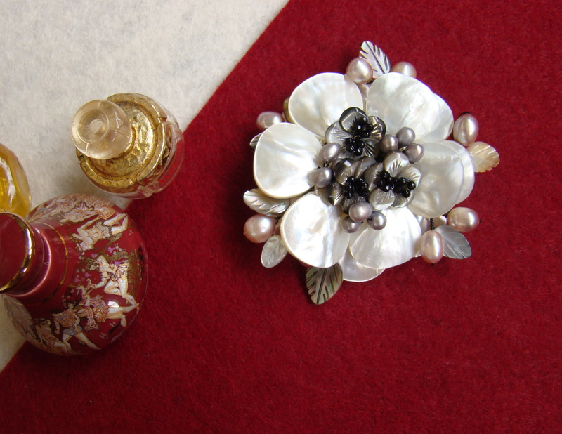 """""""Flori de piatră-Bijoux"""" albumul II-bijuterii artizanale marca Didina Sava - Pagina 11 Colie104"""