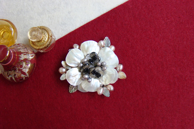 """""""Flori de piatră-Bijoux"""" albumul II-bijuterii artizanale marca Didina Sava - Pagina 8 Colie105"""