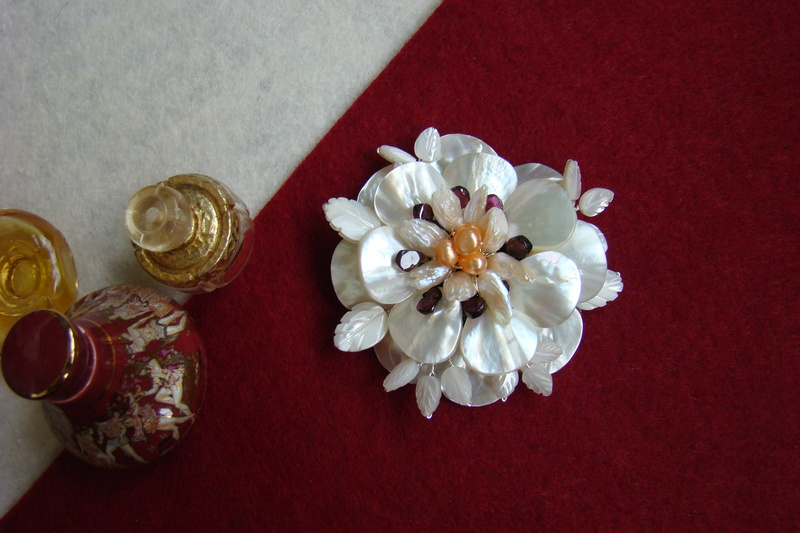 """""""Flori de piatră-Bijoux"""" albumul II-bijuterii artizanale marca Didina Sava - Pagina 11 Colie106"""