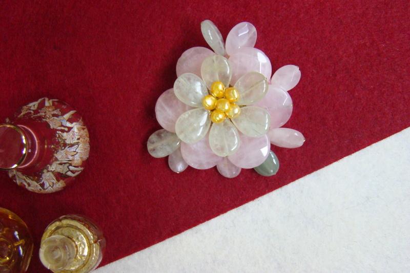 """""""Flori de piatră-Bijoux"""" albumul II-bijuterii artizanale marca Didina Sava - Pagina 8 Colie118"""