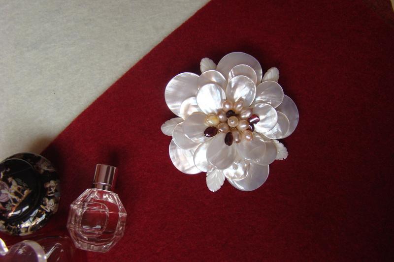 """""""Flori de piatră-Bijoux"""" albumul II-bijuterii artizanale marca Didina Sava - Pagina 8 Colie120"""