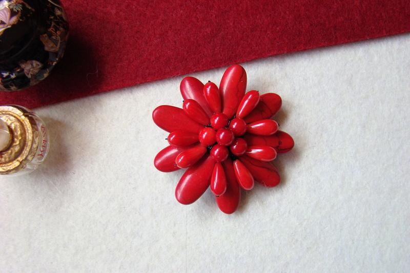 """""""Flori de piatră-Bijoux"""" albumul II-bijuterii artizanale marca Didina Sava - Pagina 7 Colie126"""