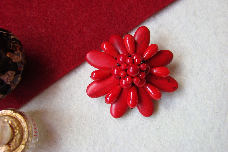 """""""Flori de piatră-Bijoux"""" albumul II-bijuterii artizanale marca Didina Sava - Pagina 7 Colie127"""