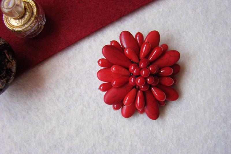 """""""Flori de piatră-Bijoux"""" albumul II-bijuterii artizanale marca Didina Sava - Pagina 7 Colie131"""