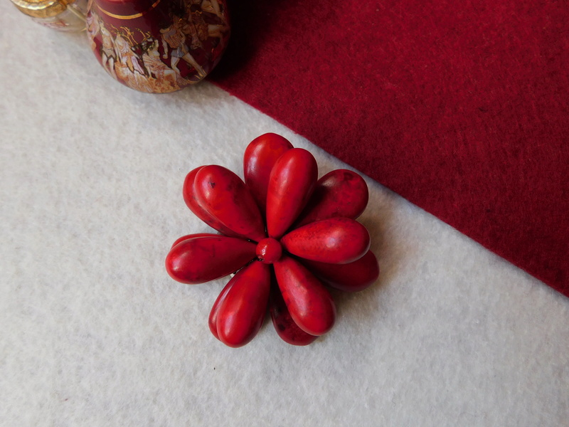 """""""Flori de piatră-Bijoux"""" albumul II-bijuterii artizanale marca Didina Sava - Pagina 7 Colie143"""