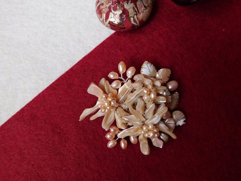 """""""Flori de piatră-Bijoux"""" albumul II-bijuterii artizanale marca Didina Sava - Pagina 10 Colie146"""