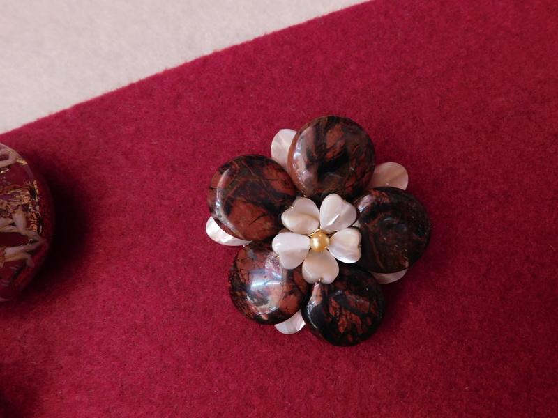 """""""Flori de piatră-Bijoux"""" albumul II-bijuterii artizanale marca Didina Sava - Pagina 7 Colie153"""
