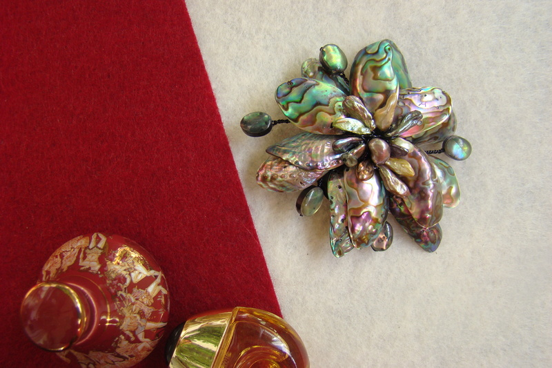 """""""Flori de piatră-Bijoux"""" albumul II-bijuterii artizanale marca Didina Sava - Pagina 11 Colier13"""