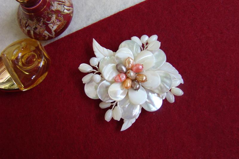 """""""Flori de piatră-Bijoux"""" albumul II-bijuterii artizanale marca Didina Sava - Pagina 11 Colier14"""