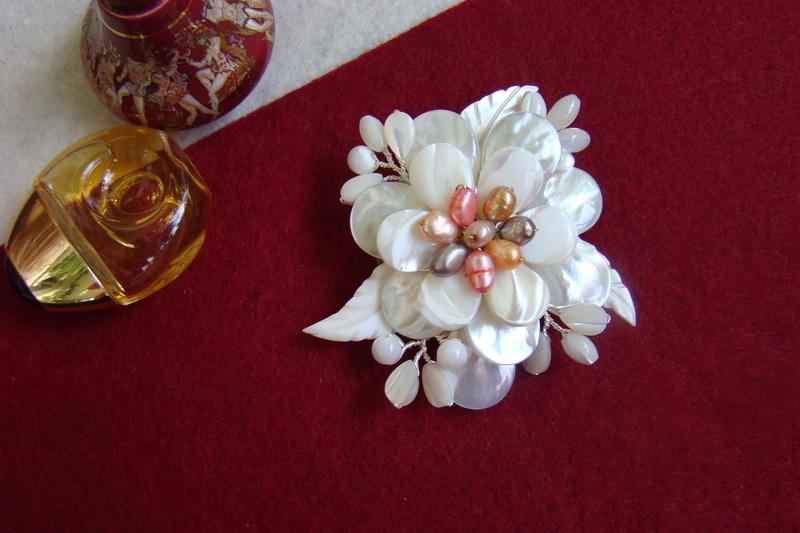 """""""Flori de piatră-Bijoux"""" albumul II-bijuterii artizanale marca Didina Sava - Pagina 10 Colier15"""