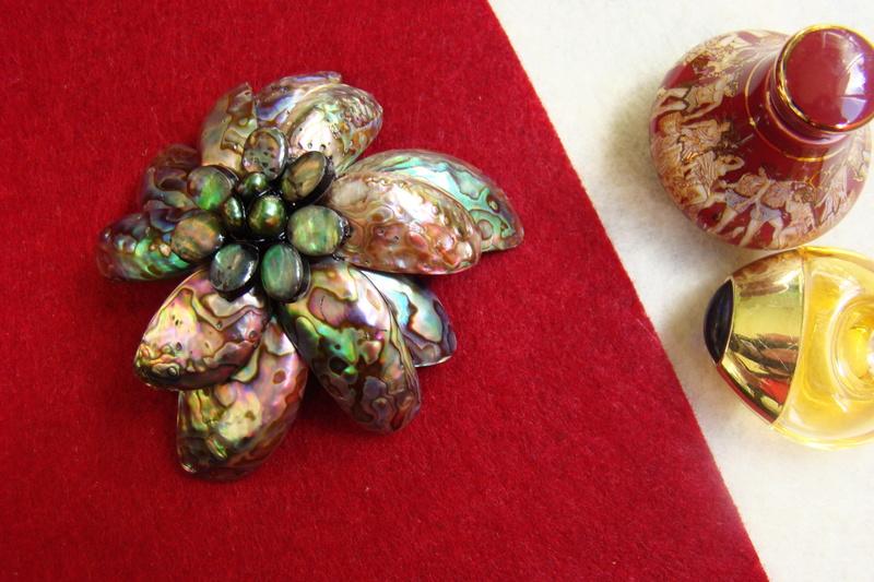 """""""Flori de piatră-Bijoux"""" albumul II-bijuterii artizanale marca Didina Sava - Pagina 11 Colier17"""