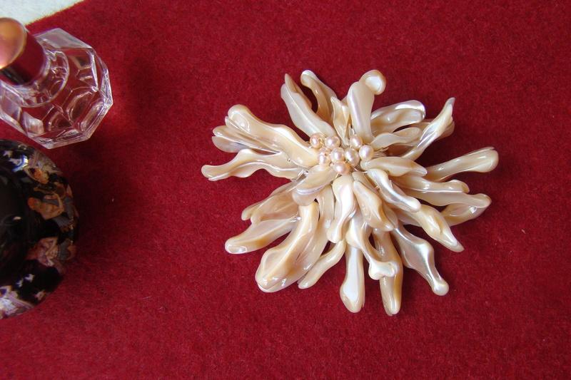 """""""Flori de piatră-Bijoux"""" albumul II-bijuterii artizanale marca Didina Sava - Pagina 11 Colier36"""