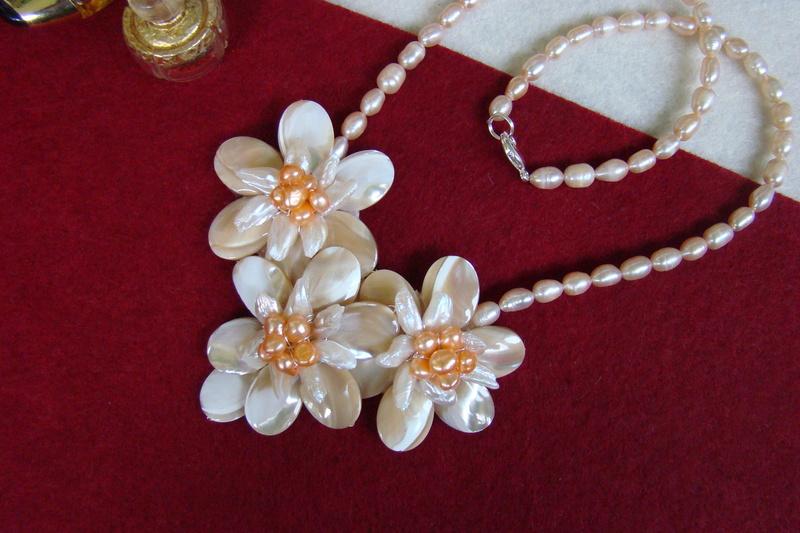 """""""Flori de piatră-Bijoux"""" albumul II-bijuterii artizanale marca Didina Sava - Pagina 11 Colier66"""