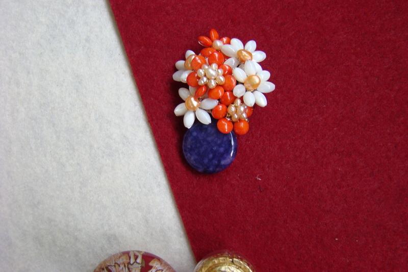"""""""Flori de piatră-Bijoux"""" albumul II-bijuterii artizanale marca Didina Sava - Pagina 8 Colier97"""
