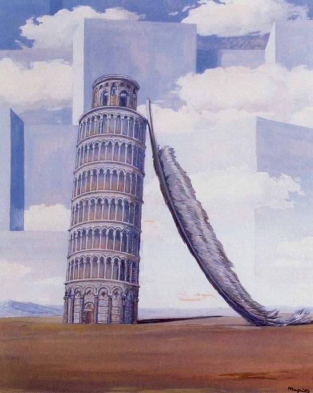 René Magritte Memory10