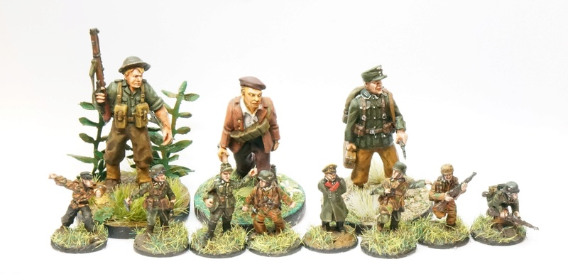 Défi peinture : allemands WW2 Dsc07820