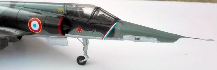 Mirage III R- Jacqueline AURIOL - Record 100 kms en circuit fermé 0411