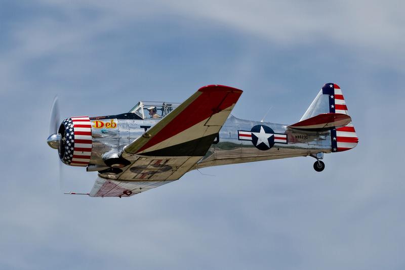 "Texan T-6 TA-349 ""Dazzlin' Deb"" - 1/32 [Terminé] 58374510"