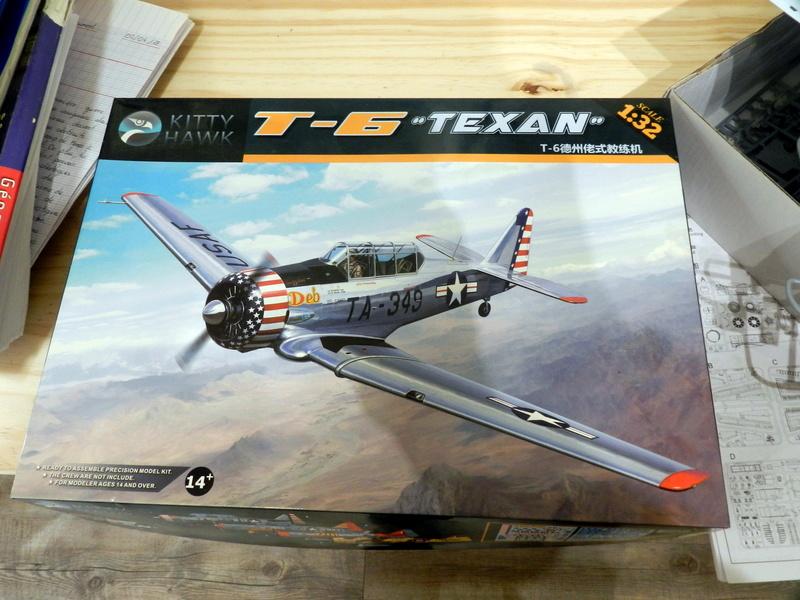 "Texan T-6 TA-349 ""Dazzlin' Deb"" - 1/32 [Terminé] Dscn0139"