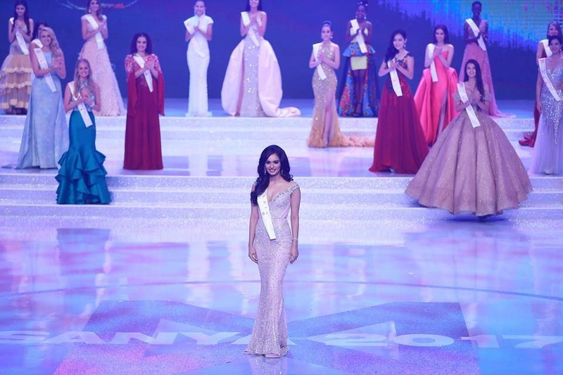 The Official Thread of Miss World 2017 ® Manushi Chhillar - India 61703010