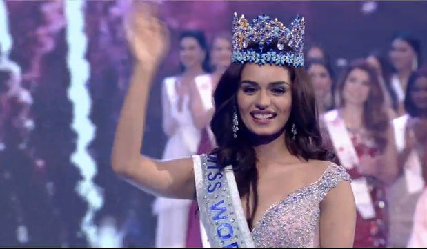 The Official Thread of Miss World 2017 ® Manushi Chhillar - India 61703411