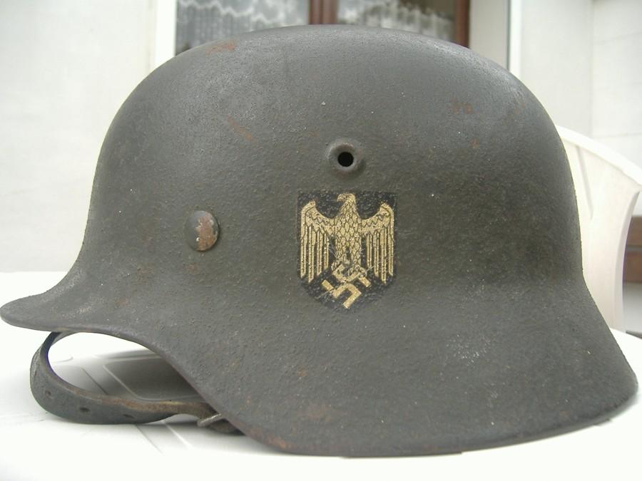 La folie des M35 et autres casques teutons - Page 2 Dscf2916