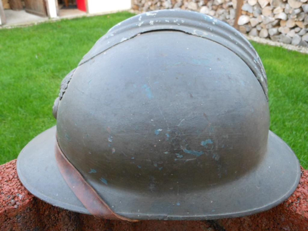 Les amateurs d'Adrian vont apprécier ce casque.... Dscn1830