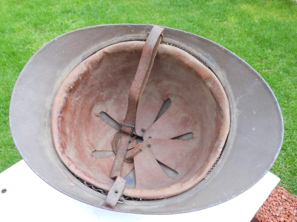 Adrian modèle 1915 reconditionné  - estimation  Dscn1857
