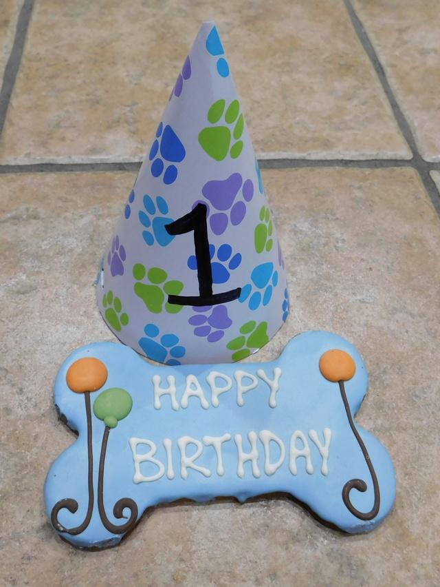 Finn's 1st Birthday Dscn2310