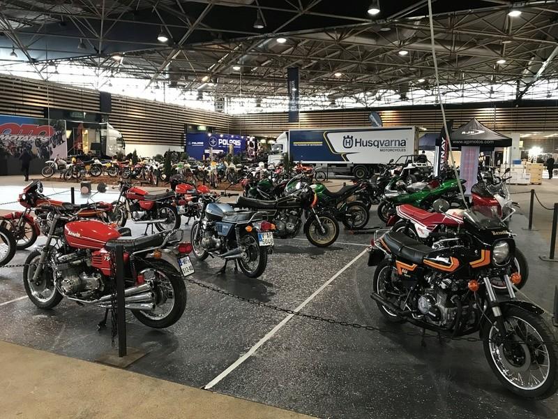 Salon du deux Roues a LYON - 2 , 3 et 4 Mars 2018 C076ae10