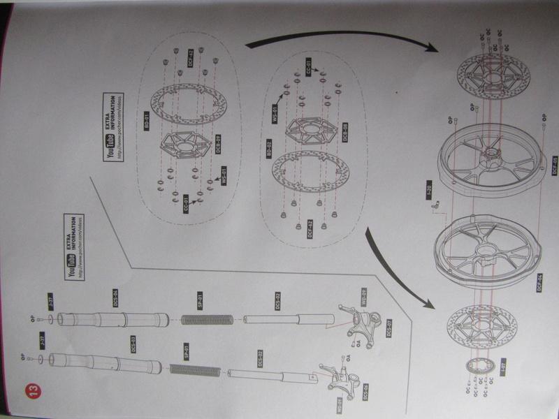 DUCATI SUPERBIKE 1299 PANIGALE S -  1:4 - Pocher gebaut von XEDOS - Seite 3 Img_6821