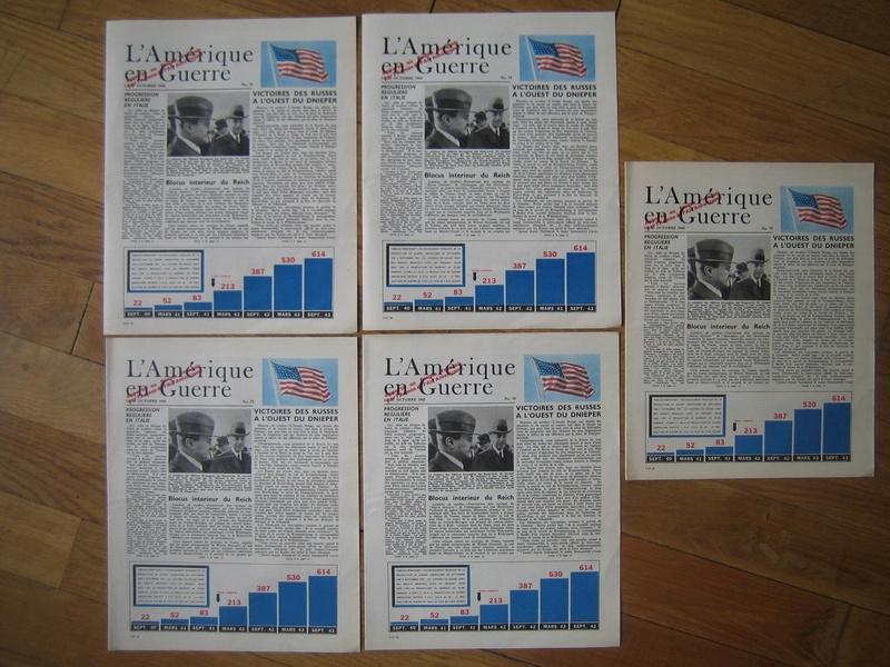 """Tracts Alliées """"L'Amérique en Guerre"""" du 27 octobre 1943 Img_1598"""