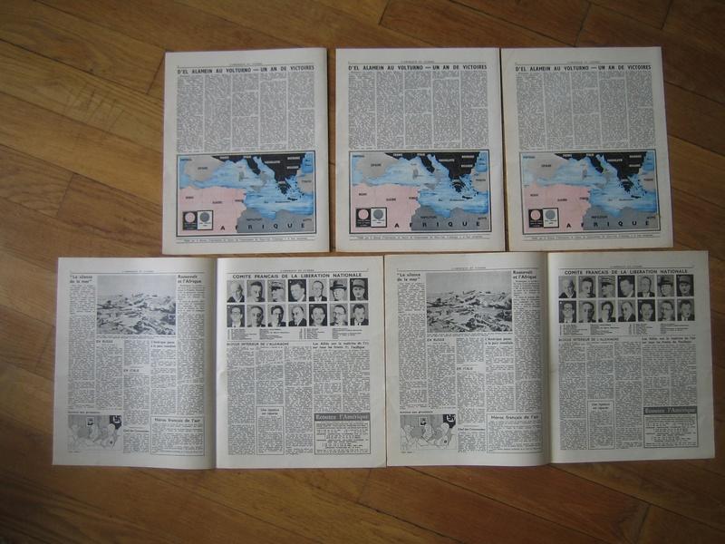 """Tracts Alliées """"L'Amérique en Guerre"""" du 27 octobre 1943 Img_1599"""