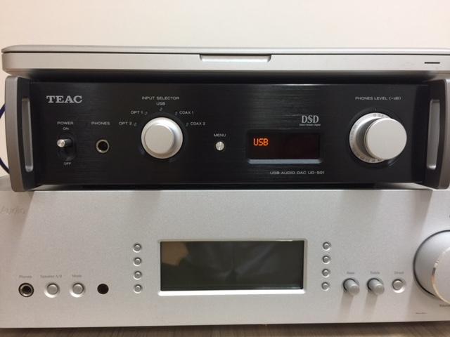 Teac UD-501 DAC (SOLD) Img_7914