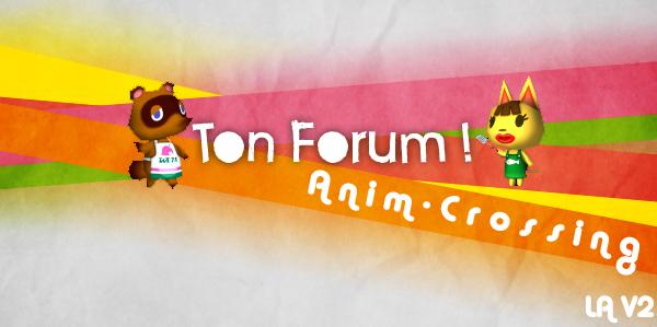 Communauté Anim-Crossing : Bannie11