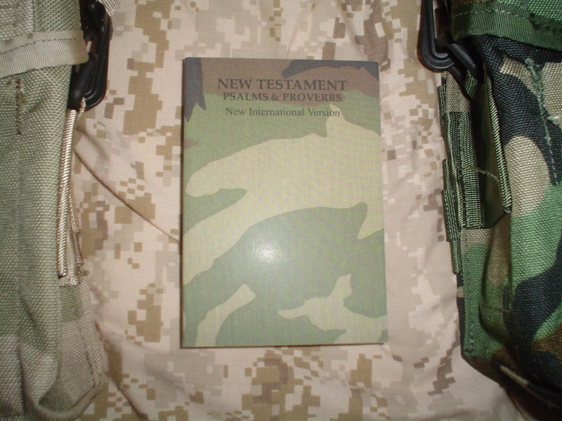 Modern Military Bibles and Religious Publications (Reference) Bible210